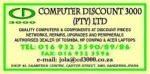 Computer Discount 3000 (Pty) Ltd