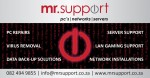 MR Support