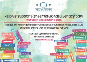 Enabling literacy for an inclusive and sustainable society